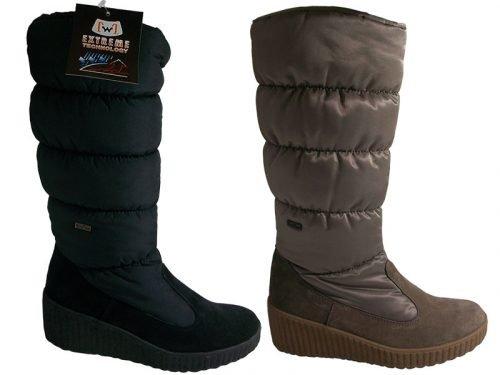 Botas para el frío