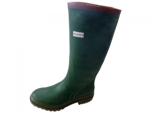 Blimey bota caucho alta Terra Verde 301 Tallas desde 38 hasta 47