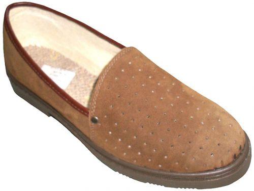Zapato laboral trabajo 315 serraje
