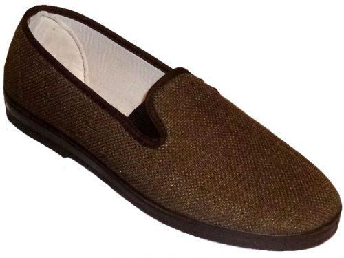 Zapatillas de casa de caballero La Barca Marrón 4080