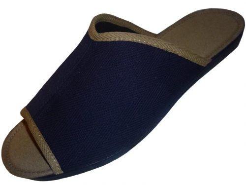 Zapatillas de casa de caballero La Barca Marino 7199