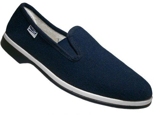 Zapatillas de caballero Marino 930
