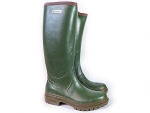 Blimey bota Terra Verde 301 verde, caucho. Distribuidor, fabricante, mayorista de calzado Madrid