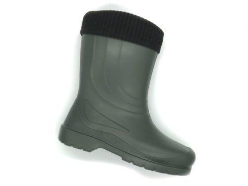 Botas de goma calcetín extraíble forrada ligereza extrema SEGURA® Verde 3910